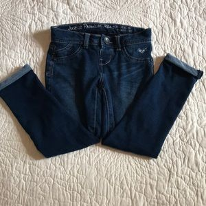 BNWOT Justice Girls Jeans 7R